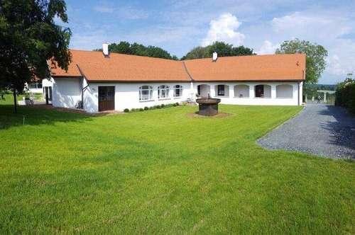 Historisches Anwesen inmitten des südburgenländischen Hügellandes