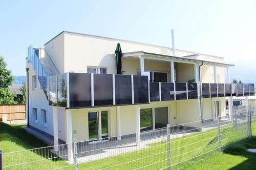 Neubauprojekt Wolfsberg/St- Thomas - Eigentumwohnung mit Garten und Terrasse