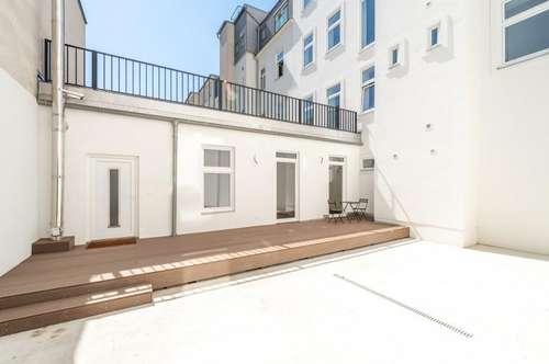 ++NEU** TOP-sanierter 2-Zimmer EG-ERSTBEZUG mit Terrasse, perfekt für Pärchen oder Anleger!