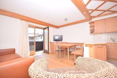 Möblierte Obergeschosswohnung am Golfplatz von  Reith bei Kitzbühel