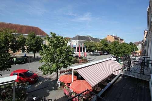 Renovierte, zentrale 74 m² Wohnung am Hauptplatz Bad Hall