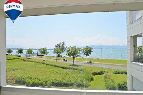 Wohnung mit spektakulärer Sicht auf den Bodensee