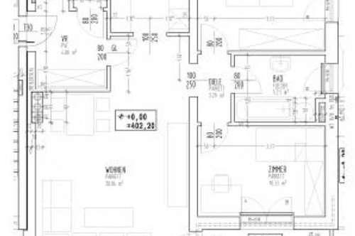 Objekt 338: Großzügige 3-Zimmerwohnung in Aurolzmünster, Top 7