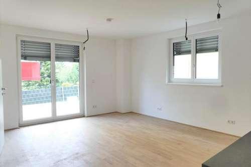 ERSTBEZUG - 4-Zimmer-Wohnung mit Terrasse und Garten!!!