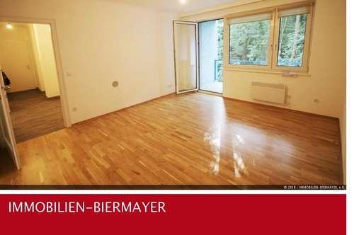2 Zimmer Wohnung unbefristet zu mieten direkt an der Wiengrenze