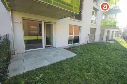 Komplett möblierte 2 ZI-Wohnung mit Balkon - zentrale Lage