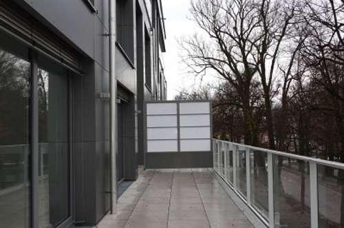 Nonntal: Maisonette mit Lift direkt in die Wohnung! - Raumhöhe bis 5,5 Meter!