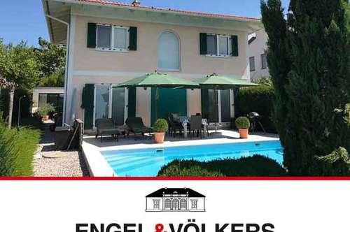 Einfamilienhaus mit mediterranem Flair
