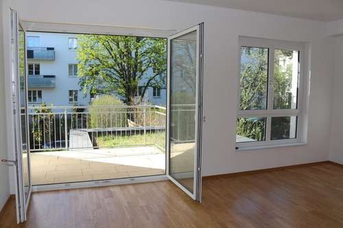Moderne Balkonwohnung