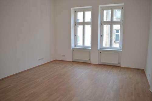 REMBRANDTSTRASSE! Donaukanal-Nähe, topgepflegte 103 m2 Altbau, 3 Zimmer, Wohnküche, Wannenbad mit Dusche,  Parketten, Ruhelage;