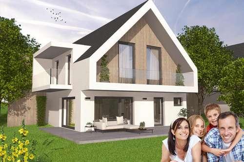 Haus 3: Schlüsselfertiges Eckreihenhaus mit Photovoltaikanlage