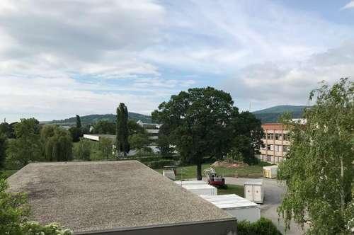 3-Zimmer Eigentumswohnung mit süseitiger Loggia und Blick zum Eichkogel und Anninger