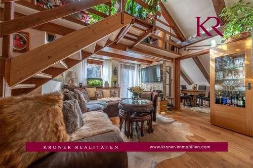 Liebevoll gestaltete Wohnung in Kirchdorf zu verkaufen