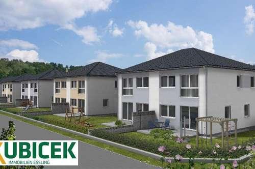 Provisionsfrei. Schlüsselfertiges Familien-Doppelhaus