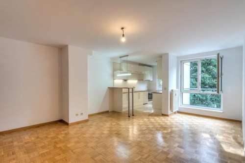 **Ideal für Paare** 2-Zimmer-Wohnung - inkl. Garage
