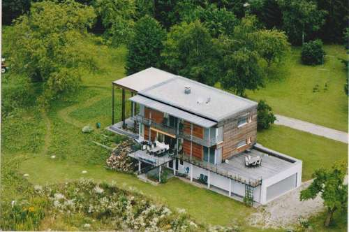 Niedrigenergiehaus bei Spittal a.d. Drau