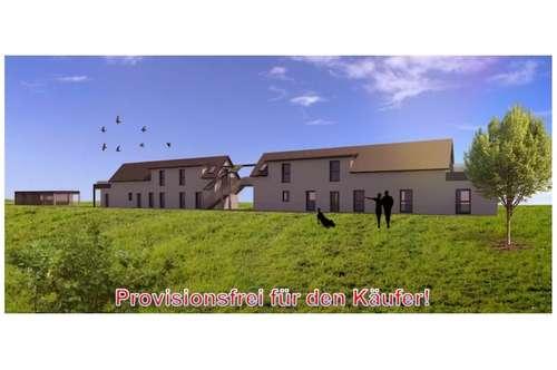 Zwei Neubauwohnung im EG