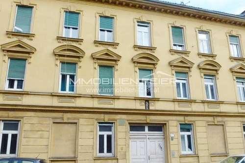 EG-Wohnung mit guter Raumaufteilung nähe Lendplatz und AVL!