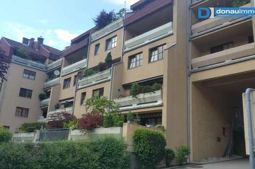NEU AM MARKT: TOLLE 2-Zimmer-Mietwohnung in Krems Mühlhofsiedlung mit Lift und Tiefgaragenstellplatz ab sofort zu mieten