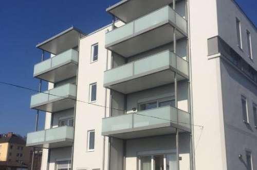 72 m² Neubaumietwohnung mit großem sonniger Loggia - Steyregg Zentrumsnahe