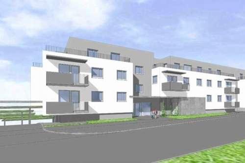 Geförderte Mietwohnung mit Tiefgaragenplatz- NEUBAU