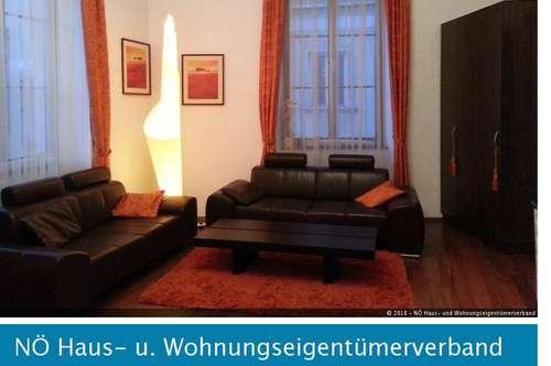 Wunderschöne Mietwohnung im Herzen von Krems-Stein