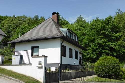 Gepflegtes Einfamilienhaus unweit Purkersdorfer Stadtgrenze