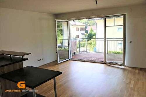 Elixhausen - Neuwertige 2-Zimmer-Wohnung mit großem Südbalkon zu vermieten