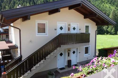 Apartmenthaus in Hollersbach