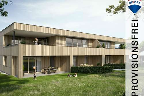 Neubau: 5 Zimmer - Wohnung im Dachgeschoss (Top 6)   grosszügige Dachterrasse (ca. 62 m²)