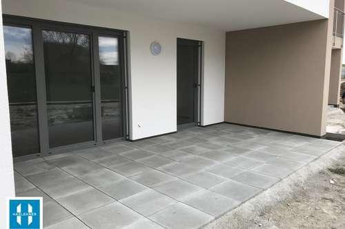BEZUG IM AUGUST 2018 - neue 50,94m² Eigentumswohnung mit Eigengarten - DORF AN DER PRAM