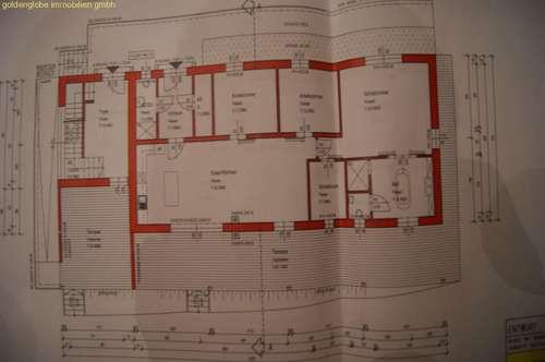 Exklusive 132m2 Erdgeschoßwohnung in St. Radegund - vor Baubeginn