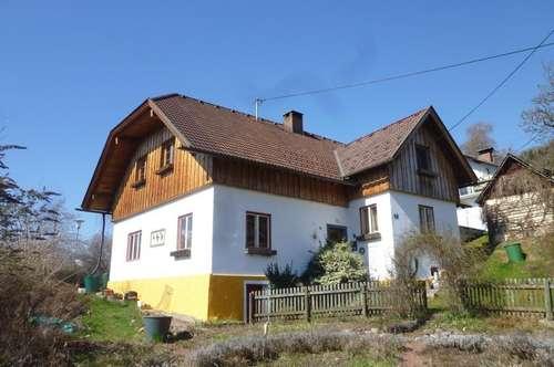 Charmant ausgebautes Bauernhaus in Sonnenlage
