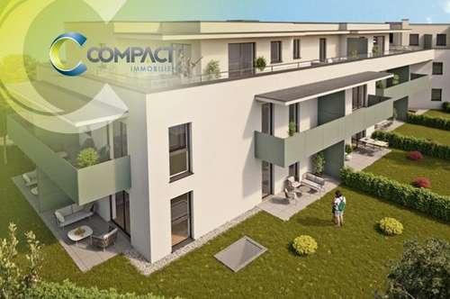 OPTIMALE STARTWOHNUNG - Wohnbauförderung - Top 10 mit großem Balkon