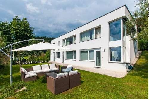 Modernes Architektenhaus mit Einliegerbereich Nähe Wolfsberg