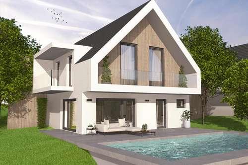 Haus 6: Schlüsselfertige Doppelhaushälfte mit Photovoltaikanlage