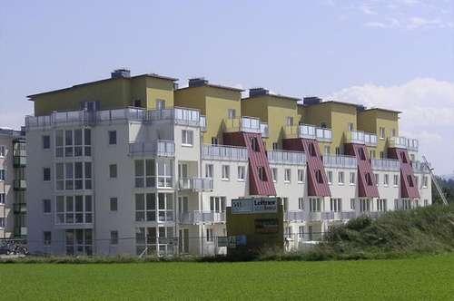 Genossenschaftswohnung in Amstetten - Dachgeschoss