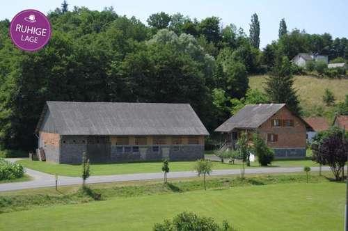 Einfamilienhaus in idyllischer Lage Nähe St. Anna am Aigen ...!
