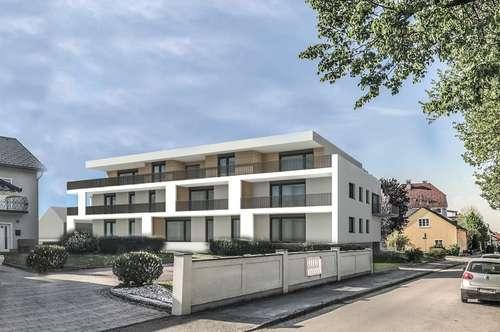Exklusive Eigentumswohnungen | Zentrum Bad Hall | TOP 8