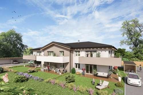 82 m² Eigentumswohnung mit Balkon in Rohr im Kremstal - Top 5
