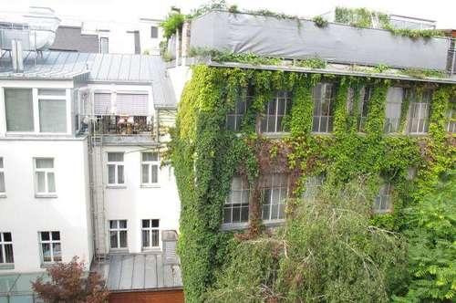 DG Maisonette mit Terrasse