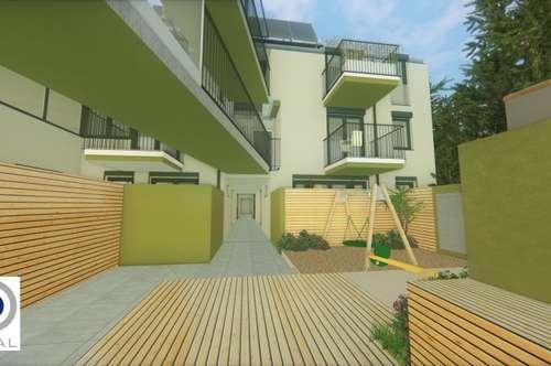 Moderne Eigentumswohnungen in Brunn am Gebirge Top B-10