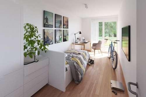 Maisonette mit 3 Terrassen! Top-Modererner Neubau! Nähe obere Alte Donau - U1! Provisionsfrei!