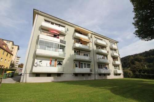 8600 Bruck an der Mur, 3 Zimmer & ca. 6,5 m² Balkon