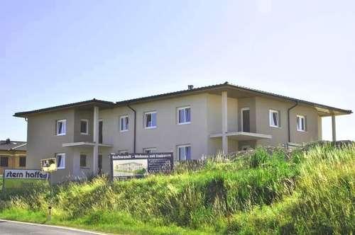 Erstbezug - moderne Gartenwohnung mit Terrasse