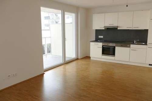 2 Zimmer mit Balkon in den Innenhof - ANNA Maria - PROVISIONSFREI - Erstbezug- ab sofort