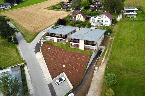 68qm Exklusive Eigentumswohnung in Nußdorf mit Seeblick