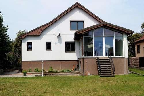 Einfamilienhaus in Umbau- und Ausbauphase