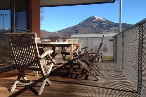 4 Zimmer Terrassen-Wohnung mit herrlichen Aussichten in Nonntal!