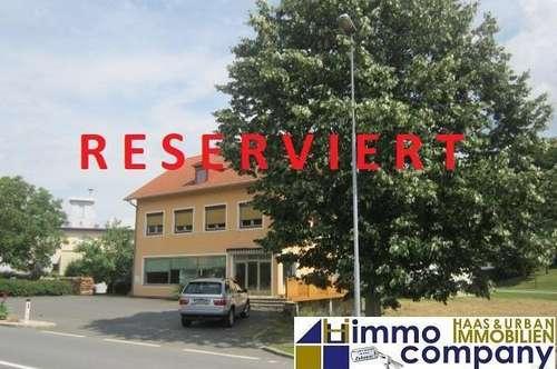 Großes Einfamilienhaus mit Geschäftslokal für 94.000,-- €